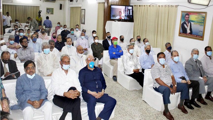 বিএনপির তিন দিনব্যাপী নির্বাহী কমিটির বৈঠক শুরু   NTV Online