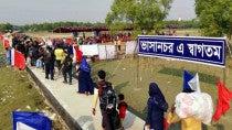 ভাসানচরে রোহিঙ্গাদের জন্য তহবিলের ১০ শতাংশ দাবি করবে বাংলাদেশ
